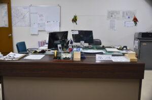 センター事務室写真2