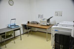 印刷室の写真2